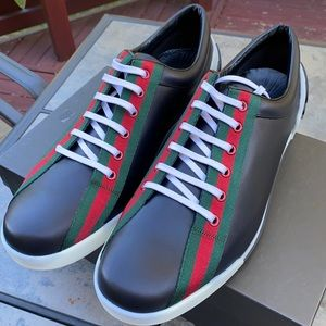 Gucci Gomma Florence Sneakers